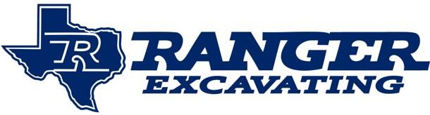 Ranger Excavating logo